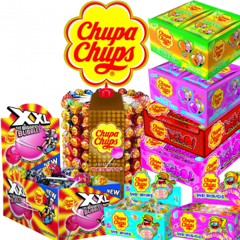 Riesen Chupa Chups Paket 
